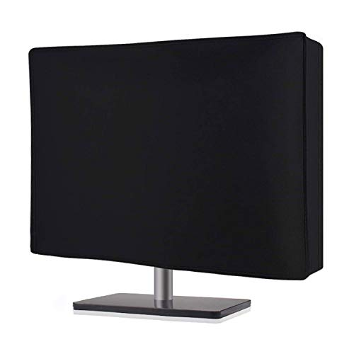 """Dorca Best Protective Monitor Dust Cover for Dell 32"""" D3218HN Ultra-Wide IPS Monitor -Black"""