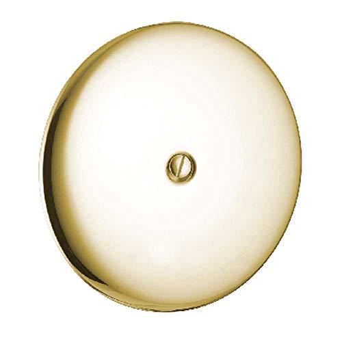 Dianhydro Placa de Suelo de latón diámetro 150 cobrizo