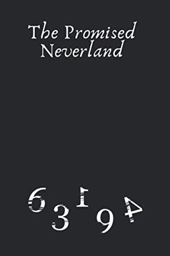 The Promised Neverland, 11 Notebook: manga anime The Promised Neverland, Vol. 1 to vol. 17 lined paper gift ( The Promised Neverland, manga anime japan )