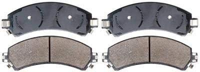 RM Max 85% OFF Brakes SGD726C New Free Shipping Brake Ceramic Pad Set44;