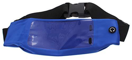 Dunlop Sporttasche Taillengurt Polyester 51-71 cm blau