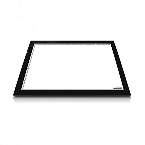 Light Box Pad Pad Luminoso A LED A2 Tracing Copy Board Pad Ultra Sottili Leggeri Disegnare Disegnare Animazioni