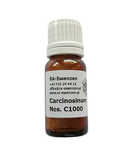 Carcinosinum Nos. C1000, 10g Bio-Globuli, radionisch informiert - in Apothekenqualität