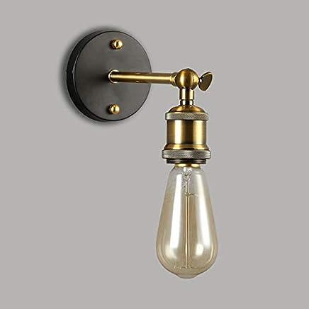 HAIHANG Appliques Murales Vintage Applique Murale E27 Edison Luminaire Loft  Industriel Lampe Décor Home Lighting Salle
