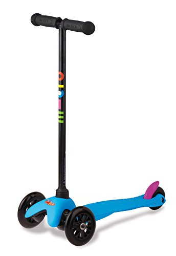 Micro Kinder Kickboard/Scooter Mini Sporty blau (296) 0
