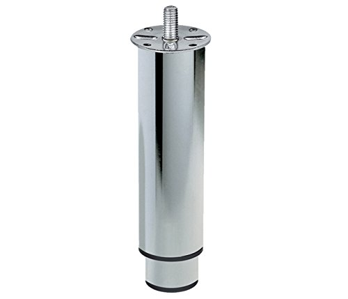 Home System 67438150 Piedino Telescopico, Allungabile, H 150, 230 mm in Metallo