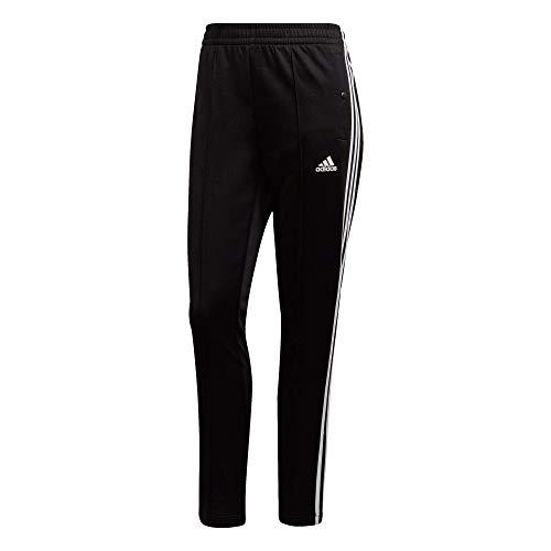 adidas W MH Snap Pant Pantalón, Mujer, Negro, S