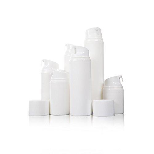 MEOLY 6pcs Packed Empty Memphis Mall Cream Pump Ultra-Cheap Deals Tube Emulsion Plastic Bottle