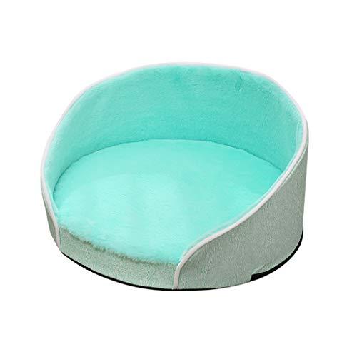 Round Pet Sofa Lounge Memory Foam Hundecouch-Bett for kleine Hunde Katzen,...