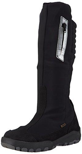 Northland Professional Damen Elena Ls HC Boots Schlupfstiefel, Schwarz (Black 0), 38 EU