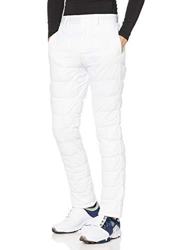 [キャロウェイ] [メンズ] 中綿 ロングパンツ (高ストレッチ・撥水性・防風性・透湿性) / 241-0226512 / ゴルフ ウェア 030_ホワイト 日本 L (日本サイズL相当)