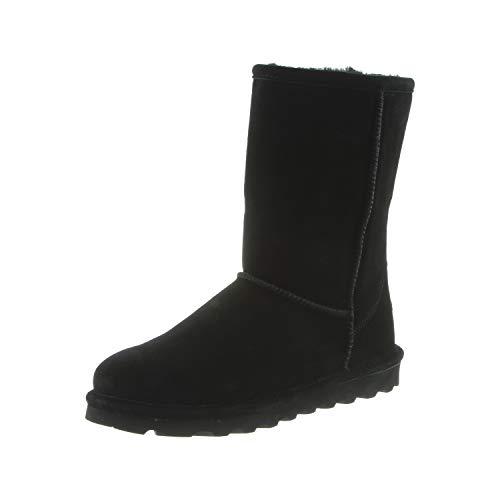 Bearpaw Lammfell Stiefel Elle Short 37 Black II (011)