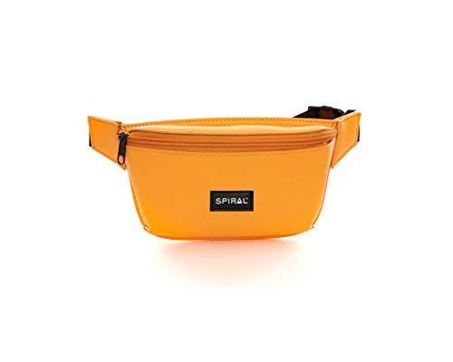 Spiral Mustard - Chelsea Bum Bag Riñonera de Marcha 20 Centimeters 2 Amarillo (Yellow)