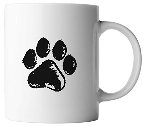 vanVerden tazza cane zampa zampa cuore cane cane...