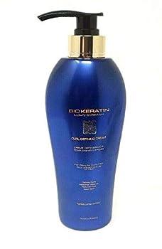 Bio Keratin Curl Defining Cream For Wavy to Curly Hair 16.9 fl oz
