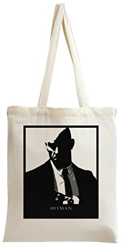 Hitman absolution poster Tote Bag