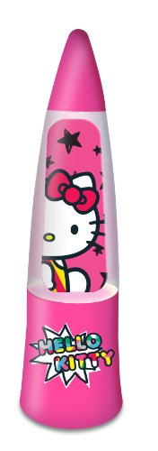 Spearmark 65138BOX Hello Kitty Lampe pailletée