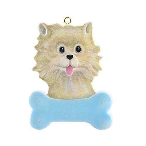 YOUMETA Navidad 2020 2020 Tiene el Mayor Encanto de 2020, la Linda decoración navideña para Cachorros es Material ABS Seguro, Duradero y Anti-caída