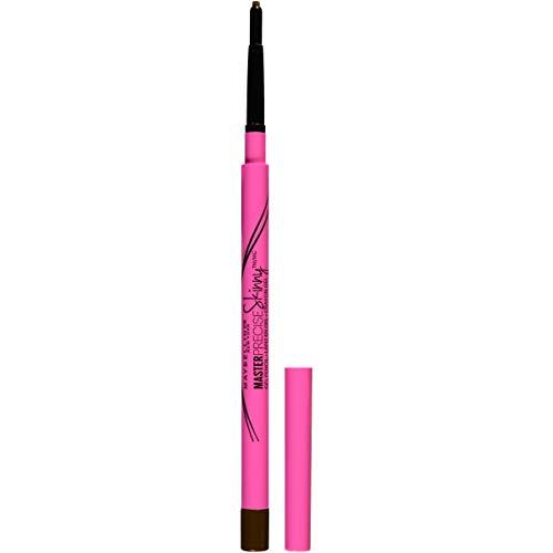 Maybelline New York Master Precise Skinny Gel Eyeliner Pencil, Sharp Brown, 0.004 oz.