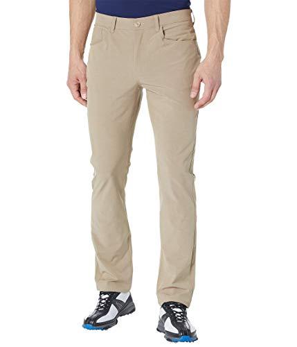 Callaway Pantalón para Hombre de Tejido Horizontal Tex, Hombre, Pantalones, CGBFA0N1, Caqui Jaspeado, 40W / 30L