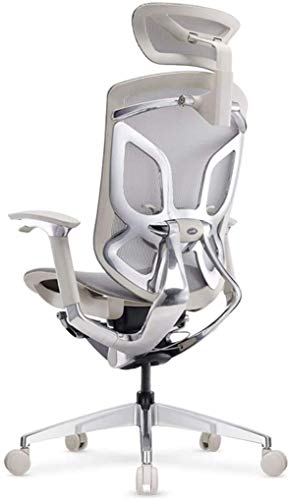 WSDSX Office Chairs Ergonomic Chair Office Furniture,Game Chair, Ergonomic Chair,Boss Business Chair,Home Office Computer Chair,Adjustable Swivel Chair,Adult Student,Butterfly Backrest