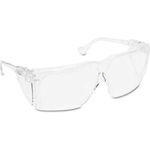 Dervin Protective Safety Goggles Clear Lens Laboratory Safety Goggle Eye Protection Lightweight Eyewear