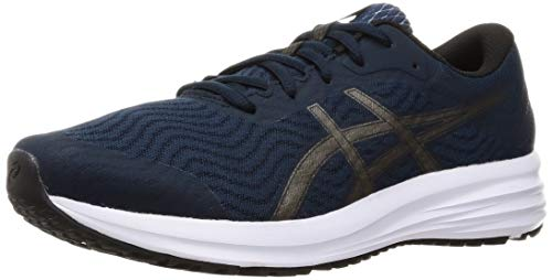 ASICS Herren 1011A823-402_43,5 Running Shoes, Navy, 43....