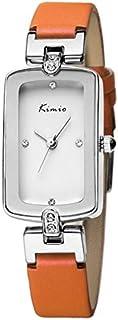 ساعة يد برتقالية للسيدات - كوفوكس 50s