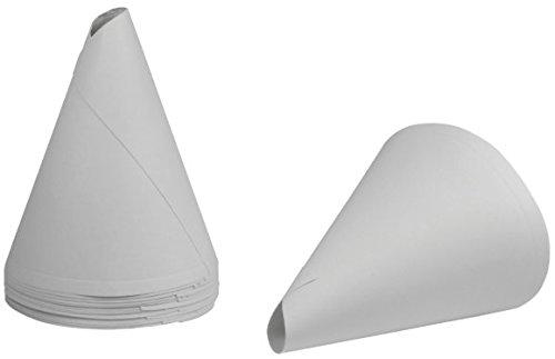 SW-Stahl 07367L Papier-Öl-Einfüll Trichter 250 Stk 100 x 120 mm