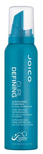 Joico Curl Defining Contouring Foam Wax for Curls - 5.1 oz