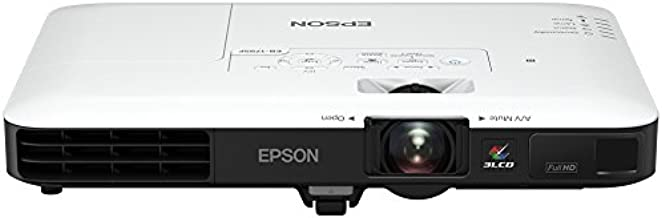 Epson EB-1795F Video - Proyector (3200 lúmenes ANSI, 3LCD, 1080p (1920x1080), 10000:1, 16:9, 762 - 7620 mm (30 - 300