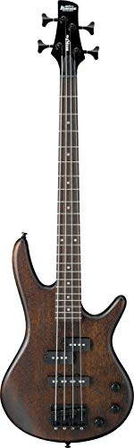Ibanez GSRM20  GIO Series MiKro Short Scale Electric Bass Guitar - Walnut...