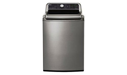 'LG Graphite Steel Top Load Washer'