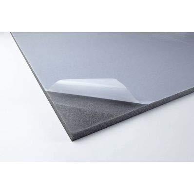 Pannello Fonoassorbente Insonorizzante Adesivo pellificato (Misura - 100 x 50 x 1 cm)