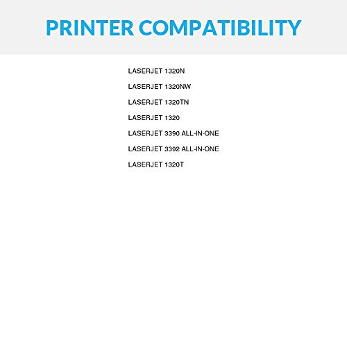 Speedy Inks Compatible Toner Cartridge Replacement for HP 49X High Yield (Black, 3-Pack)