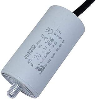 2x Snap-In Electrolytic Capacitor 220µF 400V 85°C ; LH400M02220BPF-2540 ; 220uF