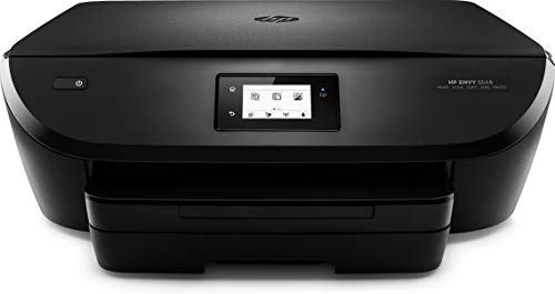 HP Envy 5549 All-in-One Wireless Photo Printer with Mobile Printing, Instant Ink Ready (K7G86A)