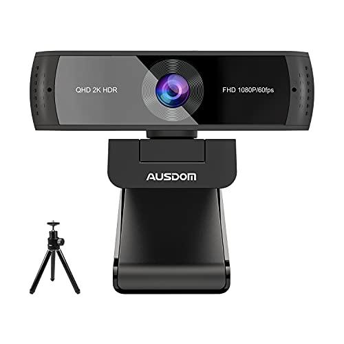 Webcam 1080P 60Fps Pc webcam 1080p 60fps  Marca AUSDOM