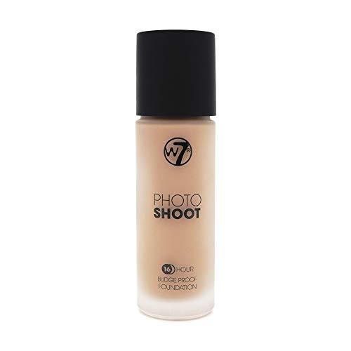 Crème de fond de teint Photoshoot W7 (Déclinaison : Crème de fond de teint Photoshoot - Teint riche)