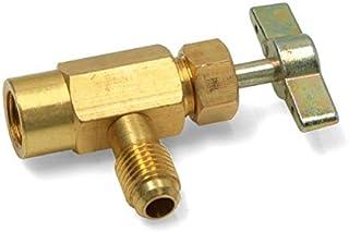 SIN CATALOGAR Europa Recambios - Llave de Servicio para Gas gasica D2 V2 YF R600 Freeze Hembra 12x1,5 rosc-