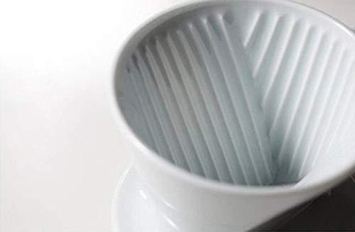カリタ コーヒードリッパー 磁器製 波佐見焼 1~2人用 HASAMI & Kalita HA101 #01010