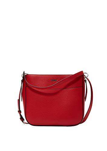s.Oliver Damen 2-in-1-Hobo Bag in Leder-Optik red 1