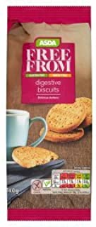 Free From Digestive Biscuits
