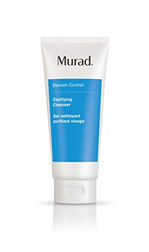 Murad Clarifying Cleanser - Acne Face Wash - Salicylic Acid Cleanser - Gentle Exfoliating Acne Treatment for Face, Prevents Future Breakouts, 6.75 Fl Oz