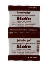 Seitenbacher Trocken-Back-Hefe