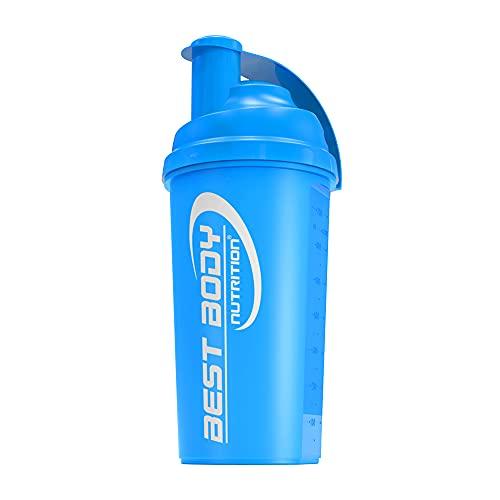 Best Body Nutrition Eiweiß Shaker 700ml, blau
