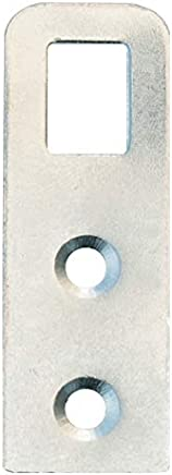 100 Bilderösen Aufhängeösen Aufhänger 23 x 17 x 0,8 mm
