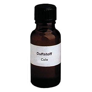 Eurolite Nebelfluid-Duftstoff, 20ml, Cola   Duftstoff für Nebelflüssigkeit   Aufwertung für Ihren Nebel   Dosierung ist frei wählbar   Made in Germany