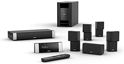 Bose Lifestyle V20 Home Theater System - Black (Discontinued by Manufacturer)