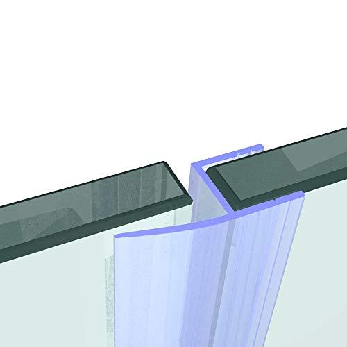 VON ADELBERG douchedeur en douchecabines afdichting voor 6 mm GLASDICKE afdichting doucheafdichting vervangende afdichting waterafstotend VA001-VA007
